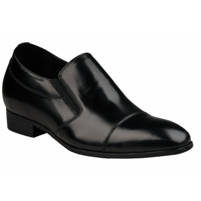 Slip on Premium Leather Elevator Shoes