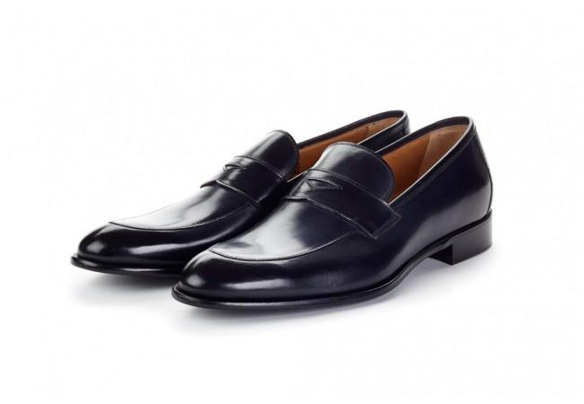 Slip on Premium Leather Elevator Shoes H6
