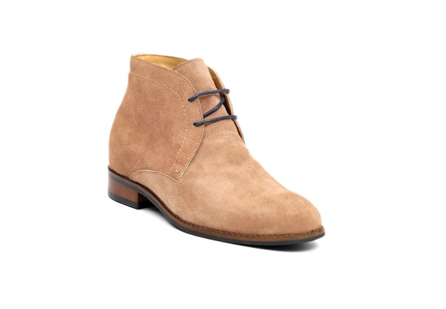 Casual Premium suede Elevator shoes -8cm Taller invisibly