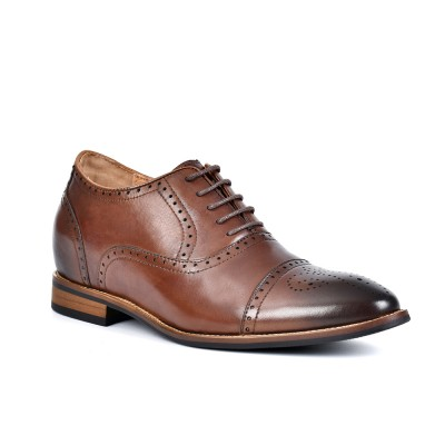 Hosso Two Tone Prestige Lace Up Brogues